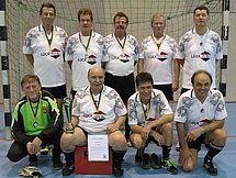 DSC-Traditionself gewinnt Hallenstadtmeisterschaft 2015